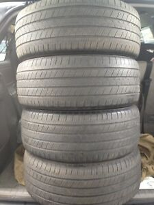 4-235/55R17 Michelin all season