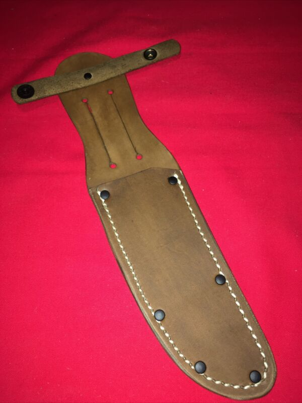 REPRODUCTION SHEATH FOR WW2 SHORT FIGHTING KNIVES