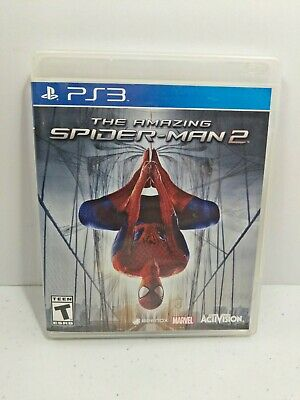 The Amazing Spider-Man 2 - Sony PlayStation 3 PS3 Game - NO MANUAL