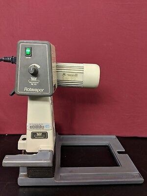 Buchi Re-111 Rotavapor Rotary Evaporator Tested 30 Day Guarantee