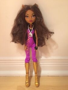 Monster High : Clawdeen Wolf