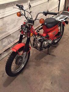 1977 Honda Ct90 trail *sold*