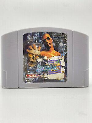 Shadow Man (Nintendo 64) PAL N64 Fast Shipping