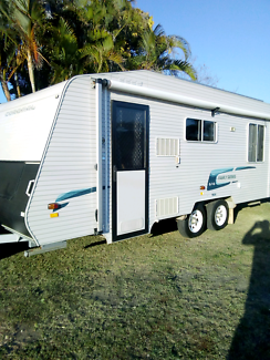 Caravan for HIRE $100p/n*