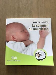 Livre sur le sommeil du nourisson