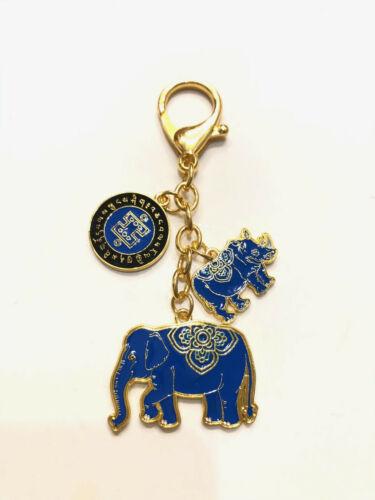 2021 Feng Shui Anti Burglary Robbery Amulet Keychain