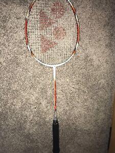 yonex arcsaber beta b racket!!