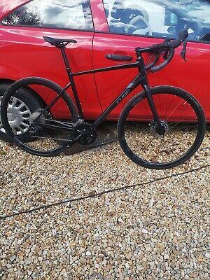 Cube Attain SL Road Bike 56cm, 2x11 Shimano 105 groupset, hydraulic brakes