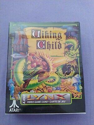 Viking Child Atari Lynx