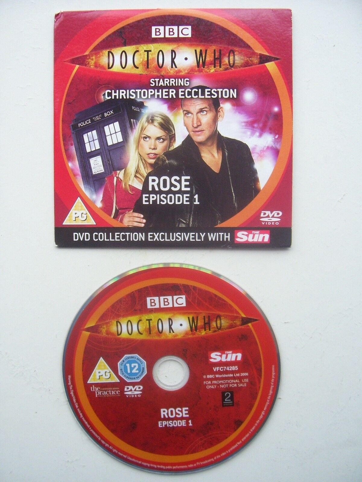 Doctor Who  Rose - DVD