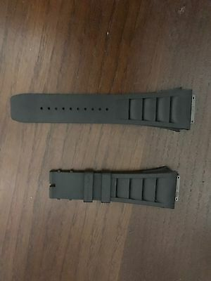Richard Mille Strap RM11 Large Black Rubber Original