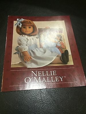 American Girl Doll Nellie Retired Meet Outfit Pamphlet ONLY