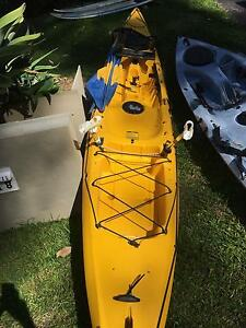 Prowler 4.5m kayak & extras Coffs Harbour Coffs Harbour City Preview