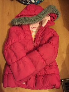 Size 3 girls winter jacket