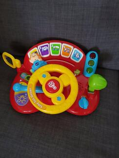 Driving activity toy