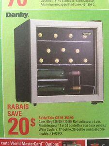 Wine fridge, refroidisseur a vin