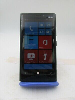 Nokia Lumia 920 32GB Black 920 (Unlocked) GSM World Phone VG360