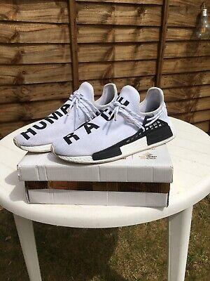 Adidas X Pharrell Williams NMD Human Race UK9.5
