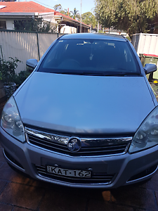 2007 Manual Holden Astra Toukley Wyong Area Preview