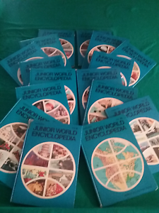 Junior World Encyclopedia Williamstown Barossa Area Preview