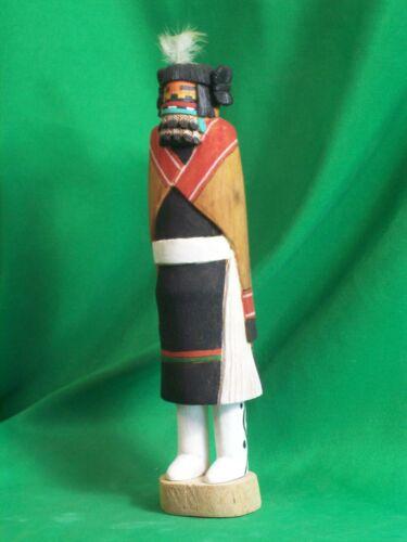 Hopi Kachina Doll - Hemis Mana Kachina by Kaye - Beautiful!