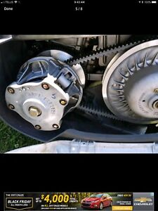 PARTING OUT 2013 POLARIS RMK 800 CLUTCHES AND MORE