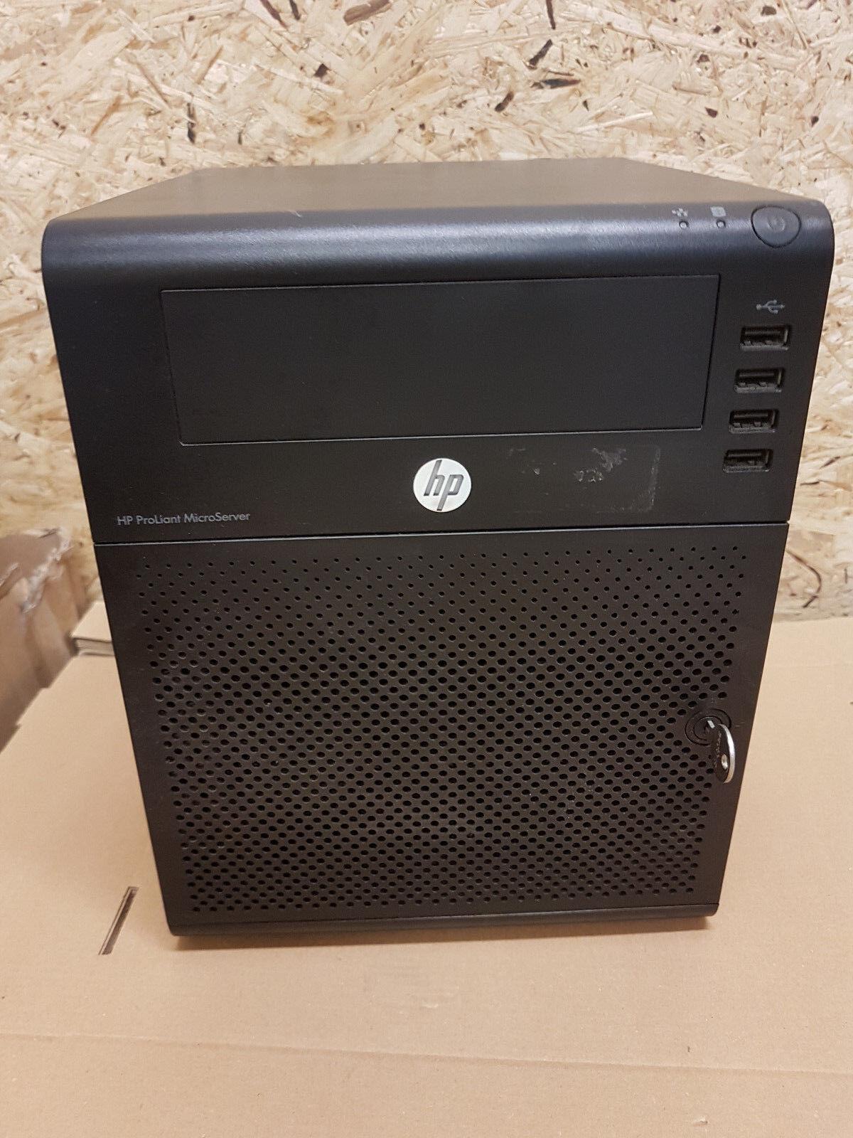 HP ProLiant MicroServer G7 N40L 2GB RAM, ,AMD Turion II   Home Server |MS01-n
