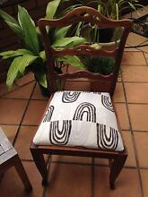 Beautiful solid antique chair Mosman Mosman Area Preview