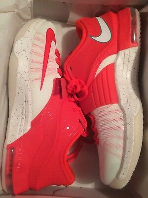 Nike KD VII 7 XMAS, Egg Nog Edition, Limited, Sz 11 TORO WATERMELON ()
