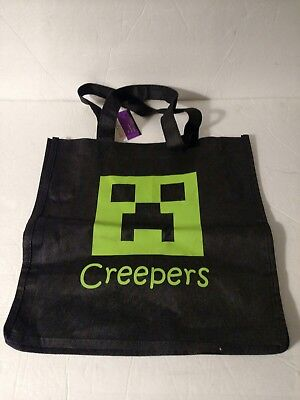 Trick Or Treat Halloween Tote Bag Candy Handbag For Kids NEW