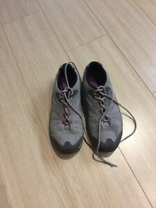Hiking boots- size 10W