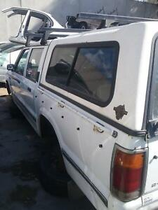 NOW WREAKING FORD COURIER WHITE COLOR ALL PARTS 1998 Dandenong South Greater Dandenong Preview