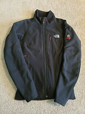 The North Face Summit Series Women's Black Fleece Lined Winter Jacket Small S