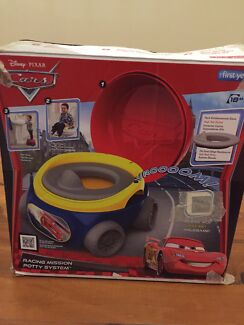 Potty McQueen Cars with sound