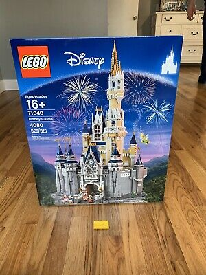 LEGO 71040 The Disney Castle 4080 pieces  New Factory Sealed Free Shipping