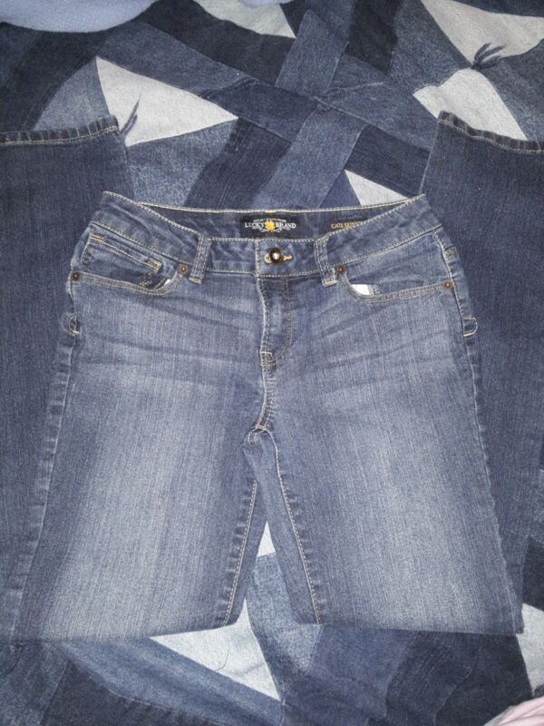 Girls Lucky Brand Jeans size 14