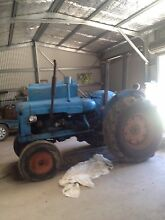 Ford Major Tractor 1960 Bulahdelah Great Lakes Area Preview
