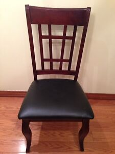 6 dining chairs $150 OBO