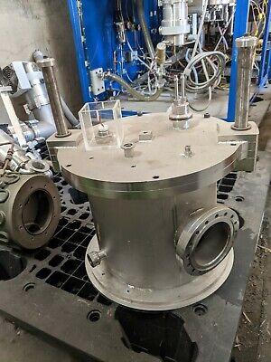 Custom Vacuum Chamber Suited For Reflow Soldering Resistance Sealing