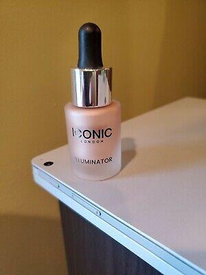 ICONIC LONDON Illuminator Liquid Highlighter ORIGINAL .45oz/13.5ml New