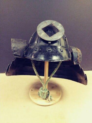 17th century Japanese samurai  armor helmet ( kabuto)