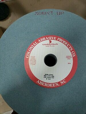 "Camel AZ Surface Grinding Wheel 14/""X 1-1//2/""X 5/"" Straight Type 01 1 Side Recessed"