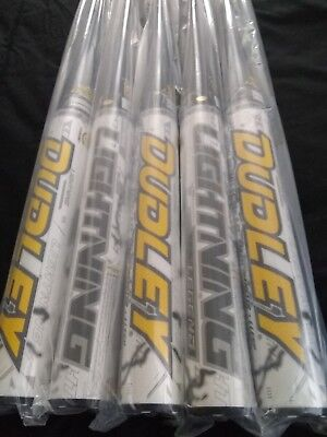 Dudley Lightning Legend 1.0 Senior Slowpitch Softball Bat 26oz Endloaded