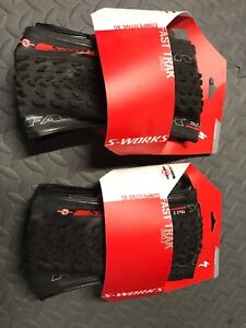 Specialized S-Works Fast Track Tires 29x2.2