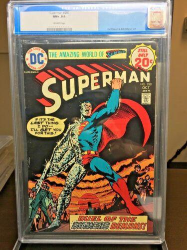 SUPERMAN #280...CGC 9.6