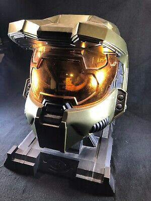 Master Chief Helmet (Halo 3 Legendary Edition Master Chief Helmet - No Game - No)