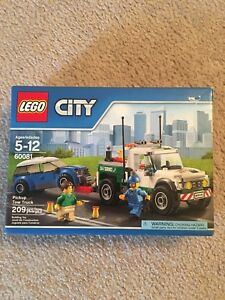 Lego City 60081 Tow Truck Sealed