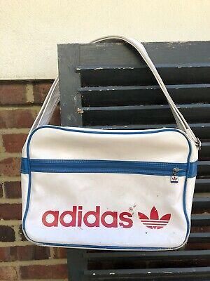 Adidas Messenger Shoulder Bag Retro Blue White