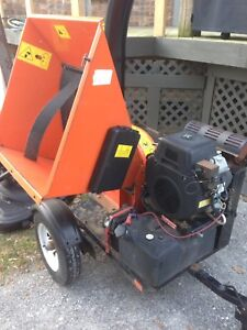 Wood Chipper for Rent  $100/day
