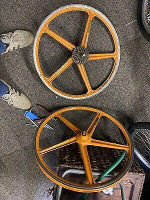 """26"""" Aluminium Retro Mountain Bike Wheels"""